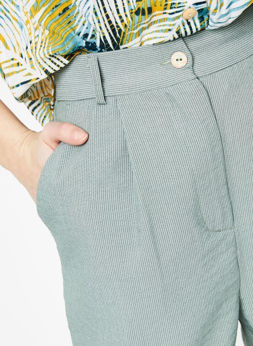 Vêtements Yuka Pantalon Chicago Vert vue face