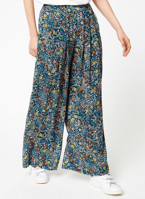 Vêtements Yuka Pantalon Baltimore Vert vue détail/paire