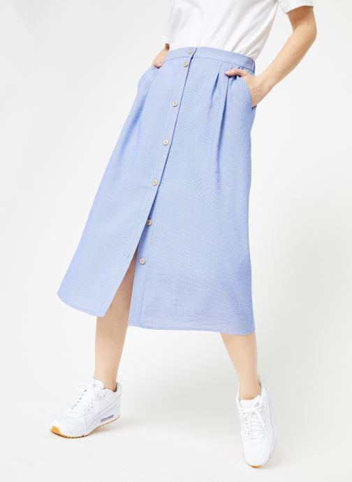 Vêtements Yuka Jupe Dakota Bleu vue détail/paire