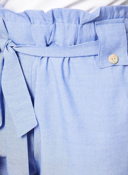 Tøj Yuka Short Austin Blå se forfra