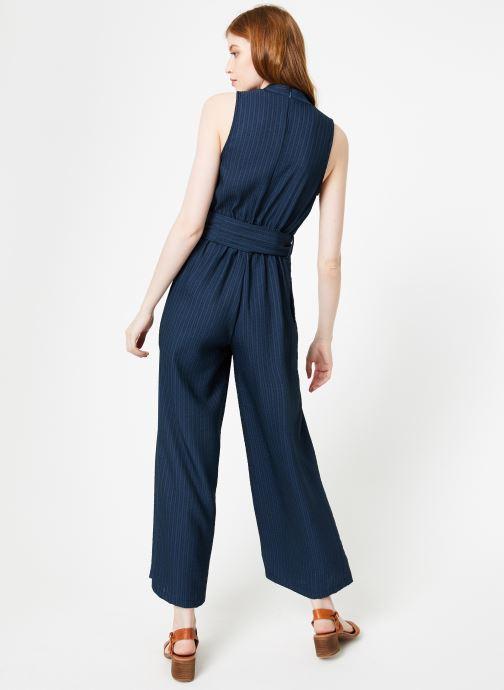 Kleding Yuka Combinaison Ylan Blauw model