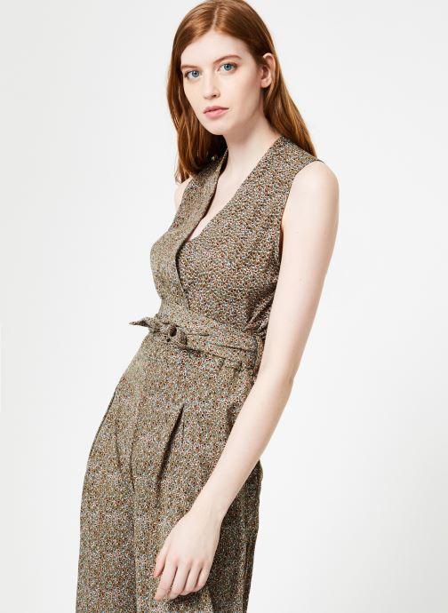Combinaisons Combinaison Leaf Rosy Khaki VêtementsSalopettes Et Yuka 1Jc3KlFT