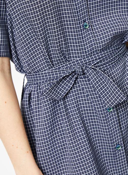 Vêtements Yuka Robe Lucia Bleu vue face