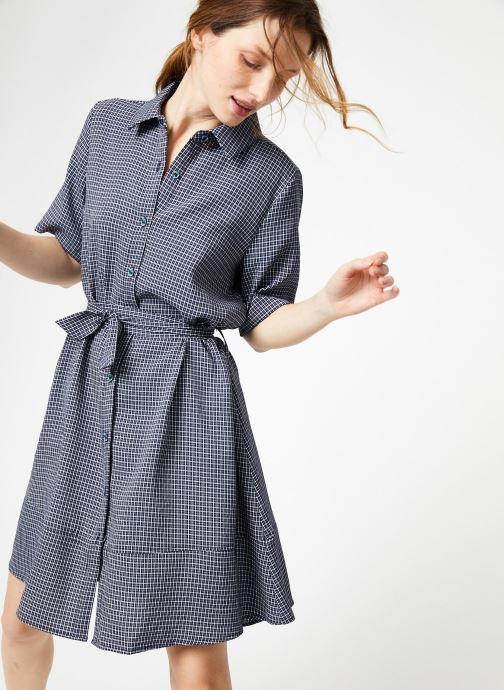 Vêtements Yuka Robe Lucia Bleu vue détail/paire