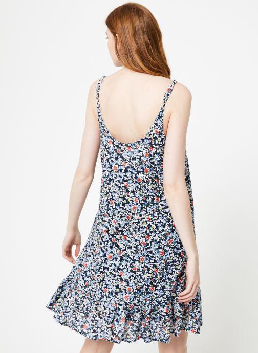 Kleding Yuka Robe Amelie Blauw model