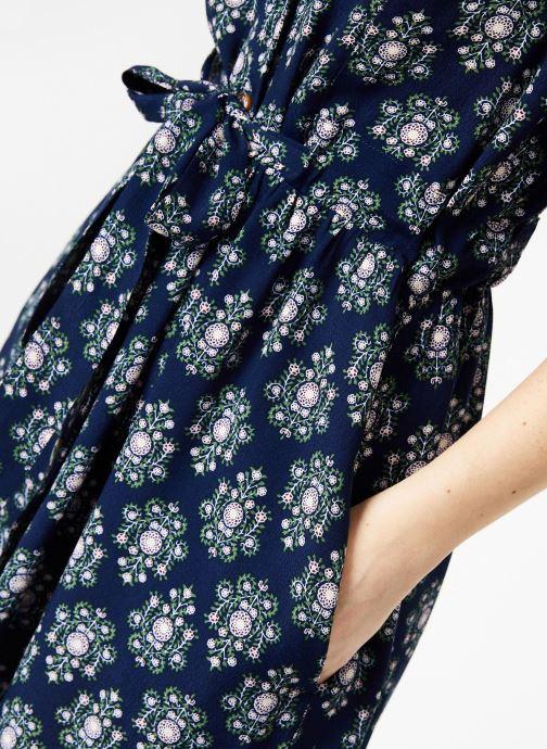 Vêtements Yuka Robe Polly Bleu vue face