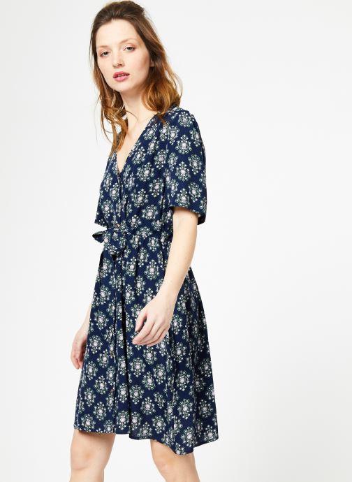 Vêtements Yuka Robe Polly Bleu vue droite
