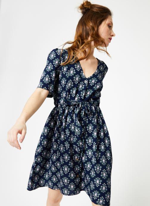 Vêtements Yuka Robe Polly Bleu vue détail/paire