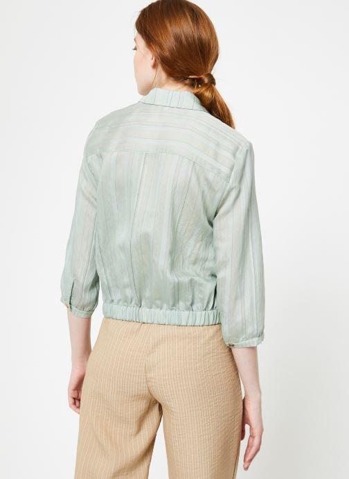 Chemise Vêtements vert Yuka Grace 371503 Chez AgW6U6nxB