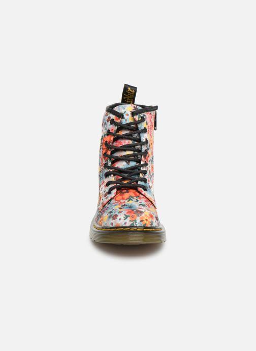 Stiefeletten & Boots Dr. Martens 1460 Wanderflower J mehrfarbig schuhe getragen