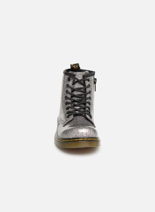 Ankle boots DR. Martens 1460 Glitter T Silver model view