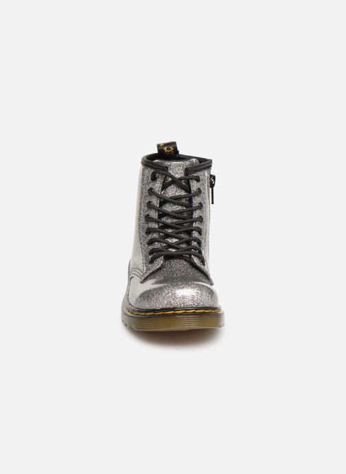 Boots en enkellaarsjes DR. Martens 1460 Glitter T Zilver model