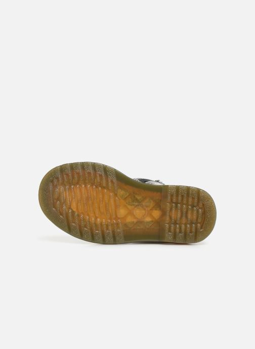 Boots en enkellaarsjes Dr. Martens 1460 Glitter T Zilver boven