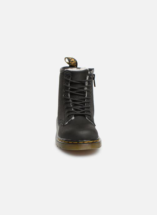 Ankle boots DR. Martens 1460 Serena T Black model view
