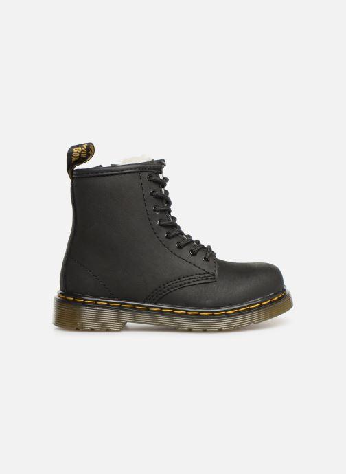 Ankle boots DR. Martens 1460 Serena T Black back view