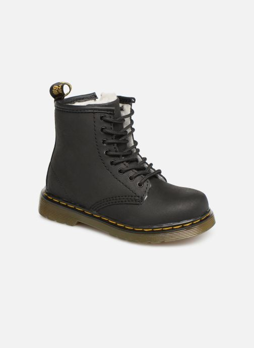 Ankle boots DR. Martens 1460 Serena T Black detailed view/ Pair view