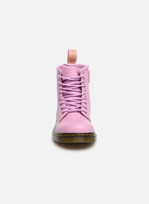 Ankle boots DR. Martens 1460 Pbl T Pink model view