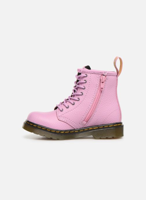 Ankle boots DR. Martens 1460 Pbl T Pink front view