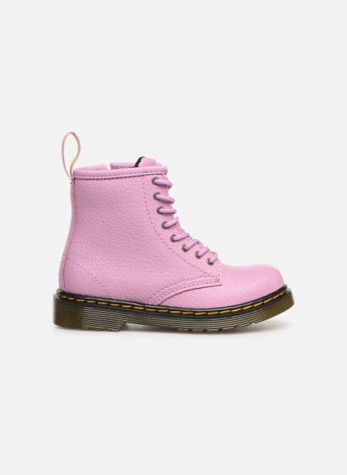 Ankle boots DR. Martens 1460 Pbl T Pink back view