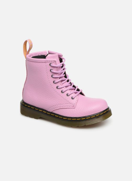 Ankle boots DR. Martens 1460 Pbl T Pink detailed view/ Pair view