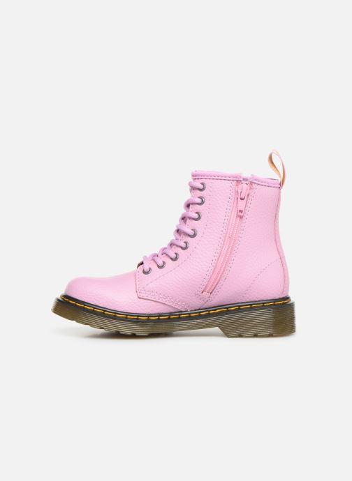 Stiefeletten & Boots Dr. Martens 1460 Pbl J rosa ansicht von vorne