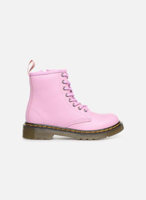 Stiefeletten & Boots Dr. Martens 1460 Pbl J rosa ansicht von hinten