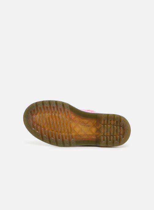 Stiefeletten & Boots Dr. Martens 1460 Pbl J rosa ansicht von oben