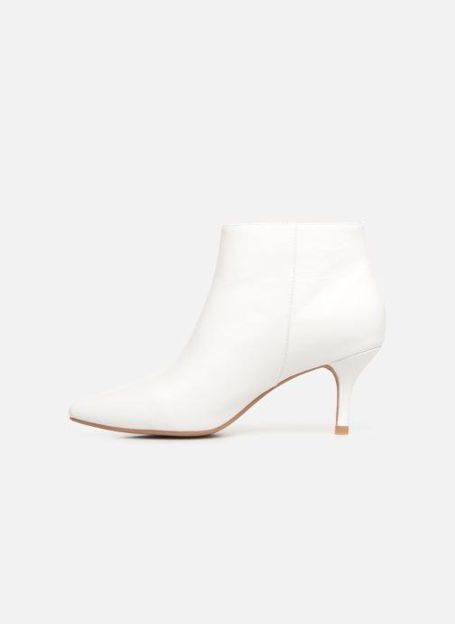 Bottines et boots Shoe the bear Agnete L Blanc vue face