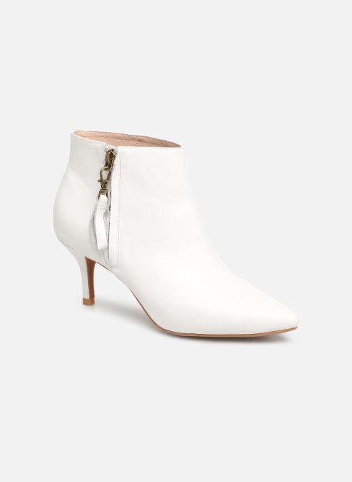 Bottines et boots Shoe the bear Agnete L Blanc vue détail/paire