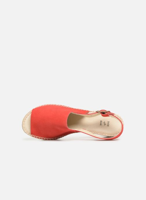Espadrilles Shoe the bear Alice S Rouge vue gauche