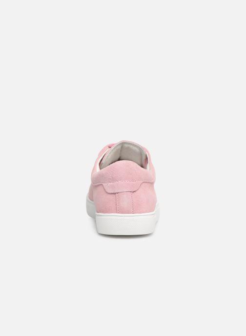 Baskets Shoe the bear Ella S Rose vue droite