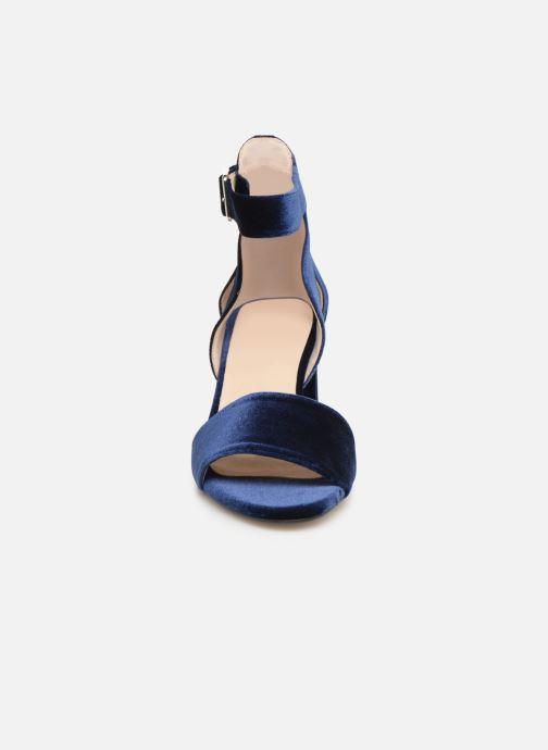 Sandales et nu-pieds Shoe the bear May V Bleu vue portées chaussures