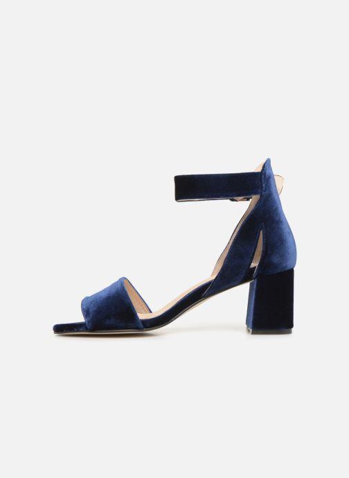 Sandales et nu-pieds Shoe the bear May V Bleu vue face