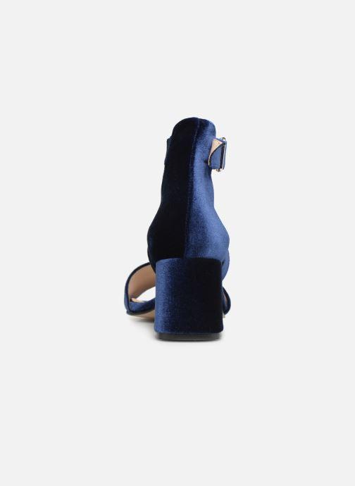 Sandales et nu-pieds Shoe the bear May V Bleu vue droite