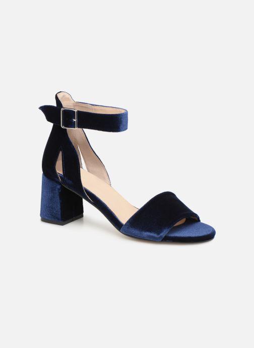 Sandales et nu-pieds Shoe the bear May V Bleu vue détail/paire