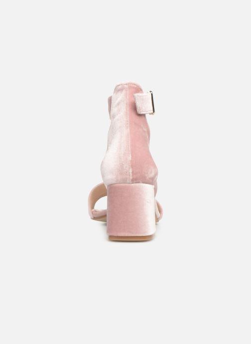 Sandaler Shoe the bear May V Pink Se fra højre
