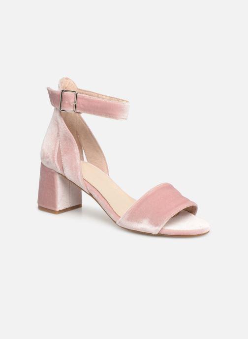 Sandaler Shoe the bear May V Pink detaljeret billede af skoene