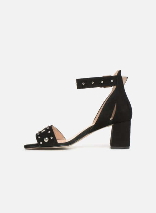 Sandales et nu-pieds Shoe the bear May Studs Noir vue face