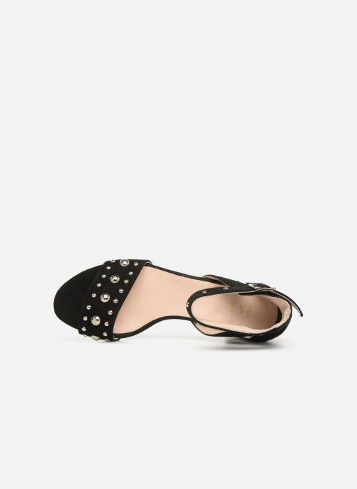 Sandales et nu-pieds Shoe the bear May Studs Noir vue gauche
