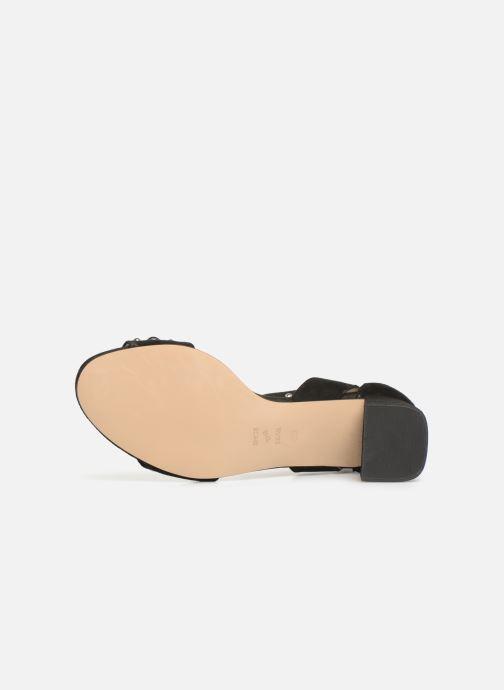 Sandalen Shoe the bear May Studs Zwart boven