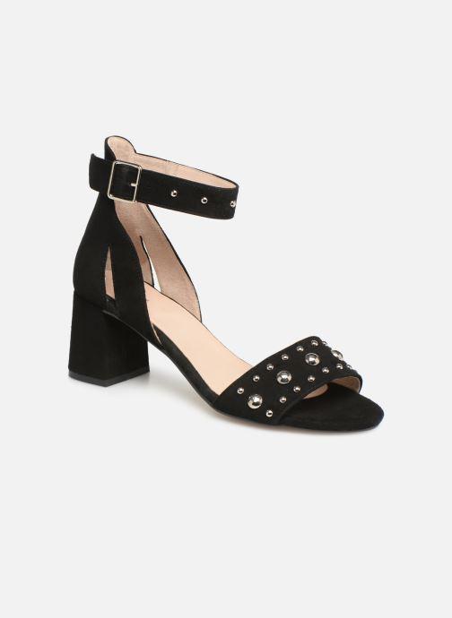 Sandales et nu-pieds Shoe the bear May Studs Noir vue détail/paire