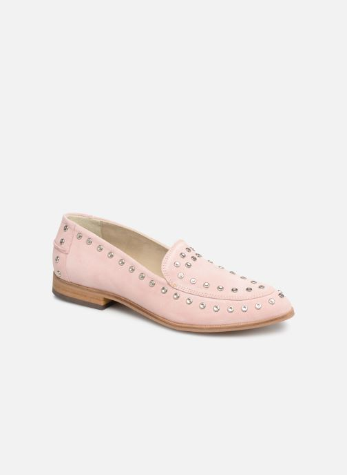 Mocassins Shoe the bear Juno Studs Rose vue détail/paire