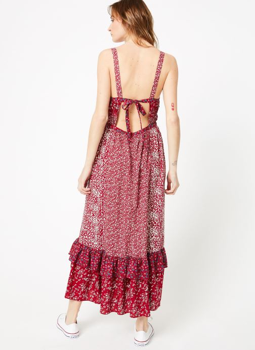Kleding Free People YESICA MAXI Rood model