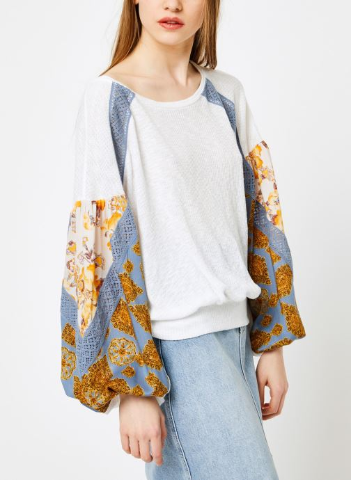 Kleding Free People CASUAL CLASH TOP Wit rechts