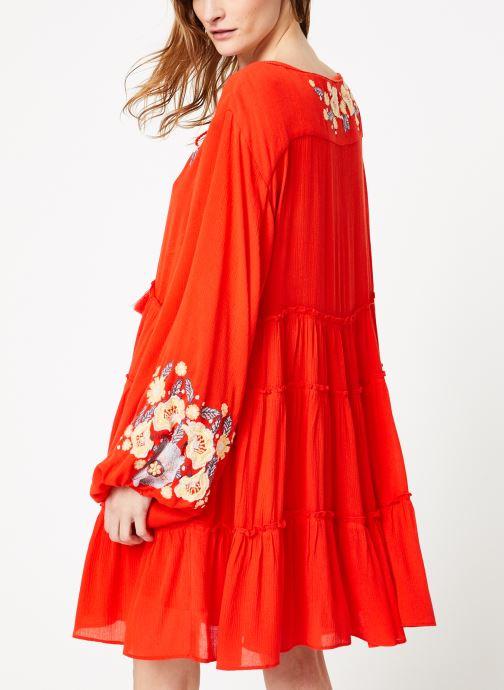 6a20d1917603 Free People SPELL ON YOU EMB MINI (Rosa) - Kläder på Sarenza.se (371553)