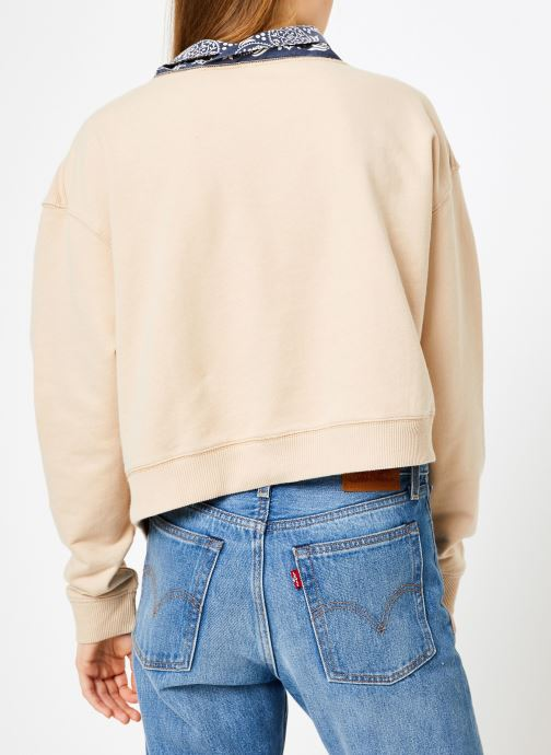 Free Chez People 371574 Vêtements James Pullover blanc Xxp6wXdqr