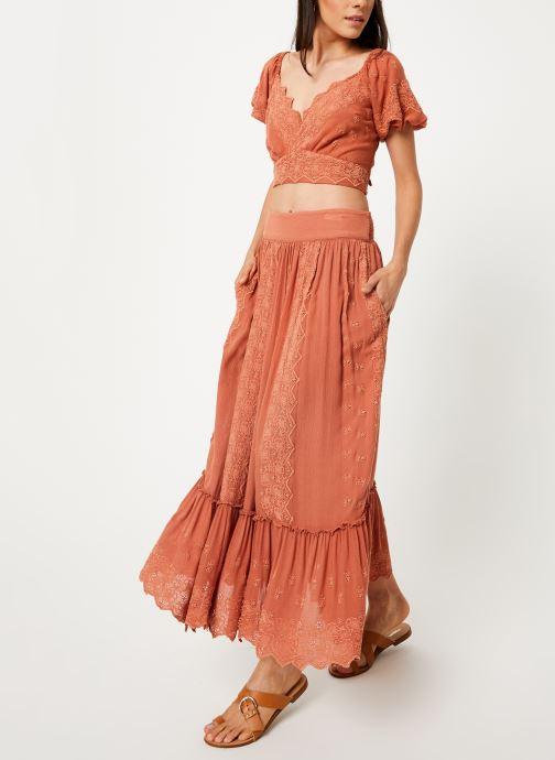 Vêtements Free People ELLA SET Rose vue bas / vue portée sac