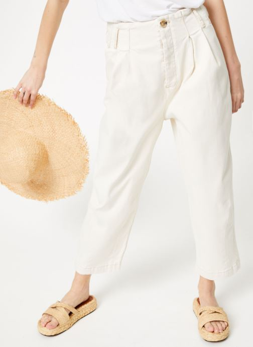 Kleding Free People PLEATED CARROT Wit detail