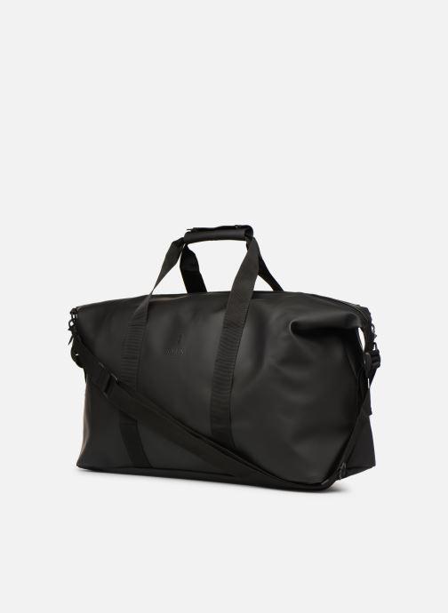 Bagages Rains  Weekend Bag NEW Noir vue droite