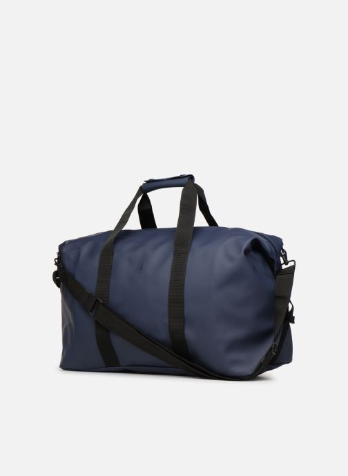 Equipaje  Rains  Weekend Bag NEW Azul vista lateral derecha